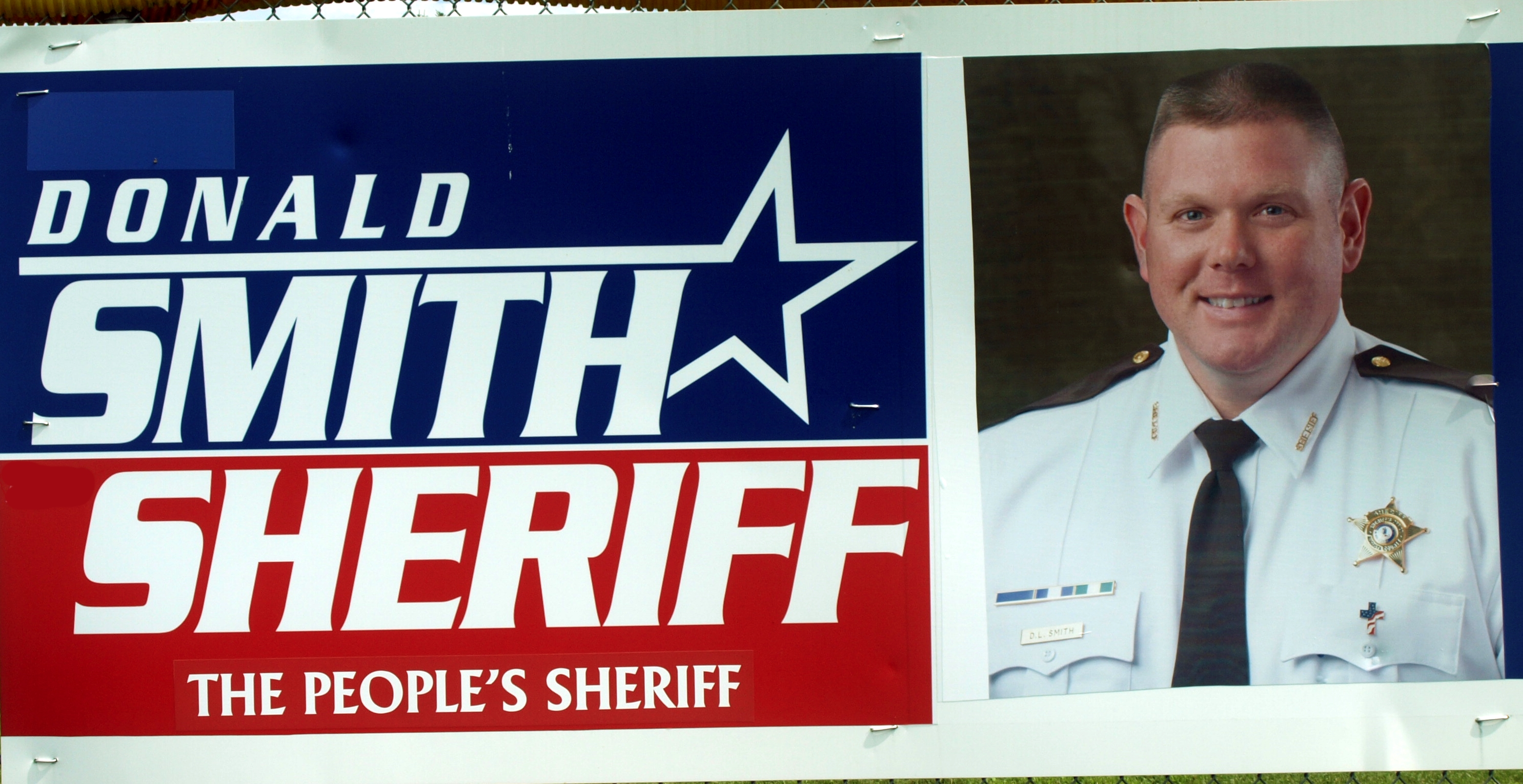Sheriff - Donald L. Smith